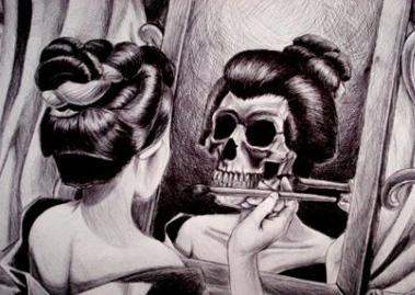La legge dello specchio l esterno interno acateringveg - Cosa significa quando si rompe uno specchio ...