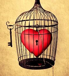 persone possessive cuore gabbia